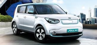 New Kia Soul EV Electric