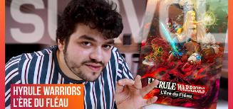 Survol d'Hyrule Warriors: L'ère du fléau