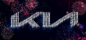 Kia se pare d'un nouveau logo et slogan