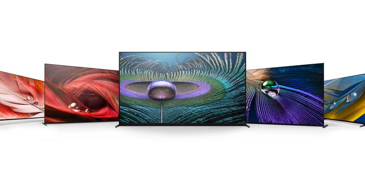 Sony dévoile ses nouveaux téléviseurs Bravia XR