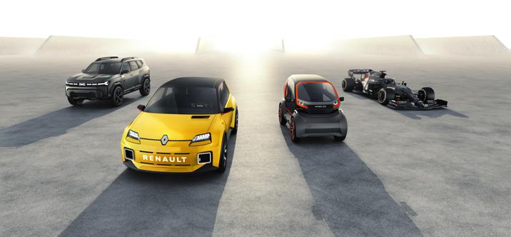La nouvelle vague de Renault