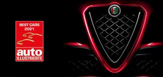 Alfa Romeo élue marque automobile préférée des Suisses