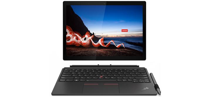 Lenovo présente le ThinkPad X12 Detachable