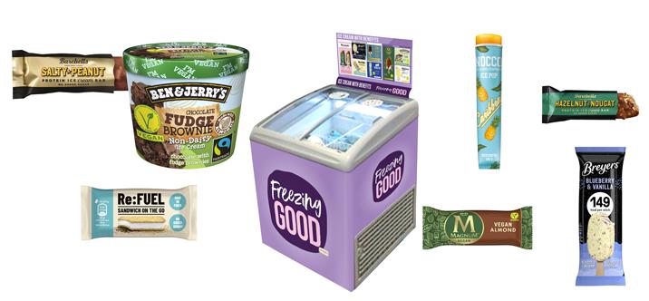Avec Freezing Good, découvrez des glaces bienfaisantes