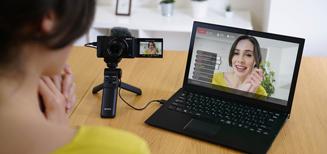 Mise à jour : Faire du livestreaming avec le Sony ZV-1