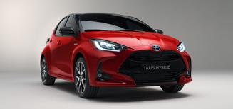 La Toyota Yaris remporte le prix «The Car of the Year 2021»