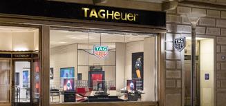 Tag Heuer ouvre sa première boutique flagship à Zürich