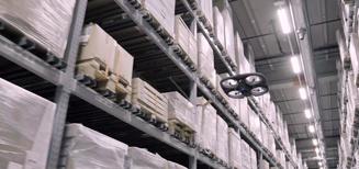 IKEA lance le contrôle autonome des stocks par drones