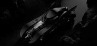 Kross Studio crée une horloge de table Batmobile