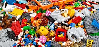La revente de Lego sur Galaxus : les clients se font des briques