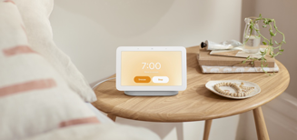 Nest Hub 2e génération sera disponible en Suisse à partir du 4 mai