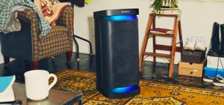 Sony présente 3 nouvelles enceintes sans fil puissantes