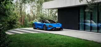 McLaren dévoile la 765LT Spider