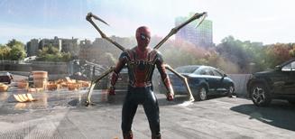 SPIDER-MAN: NO WAY HOME: un record pour la bande-annonce