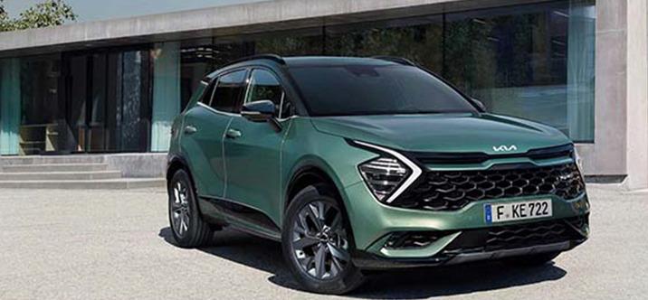 Le tout nouveau Sportage, un SUV conçu et développé pour l'Europe