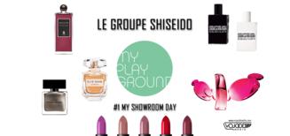#1 My Showroom Day – Le groupe Shiseido