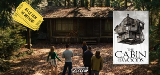 #4 Le Film du Weekend • The Cabin in the Woods