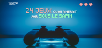 24 Jeux Qu'On Aimerait Voir Sous Le Sapin
