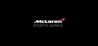 McLaren Sports Series en vidéo
