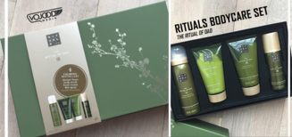 Rituals Bodycare Set : Review & First Impressions