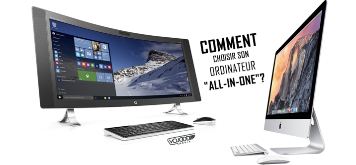 """Comment choisir son ordinateur """"All-in-One""""?"""