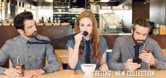 Freitag : New Collection & Bag