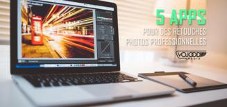 5 Apps Pour Des Retouches Photos Professionnelles