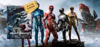 #12 Le Film du Weekend • Saban's Power Rangers