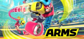 Arms, la nouvelle licence de chez Nintendo