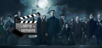 #6 La Série de la Semaine • Gotham