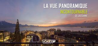 La Vue Panoramique Incontournable De Lausanne