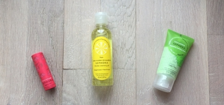 Test : 3 produits de soin Sephora