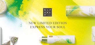 Testé pour vous : Express your Soul Shower Oil by RITUALS