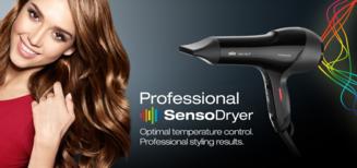 Testé pour vous : SensoDryer Satin Hair 7 by BRAUN