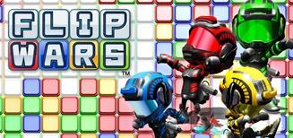Flip Wars : La guerre des couleurs