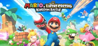 Mario et les Lapins Crétins : Kingdom Battle
