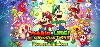 Mario et Luigi Superstar Saga + Les sbires de Bowser