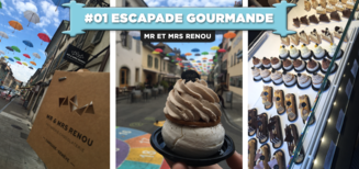 #01 Escapade Gourmande • Mr et Mrs Renou