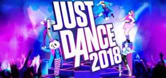 Animez votre salon avec Just Dance 2018