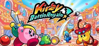 Kirby Battle Royale sur 3DS