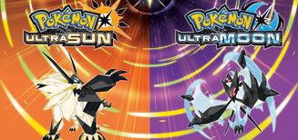 Pokémon Ultra Soleil et Ultra Lune