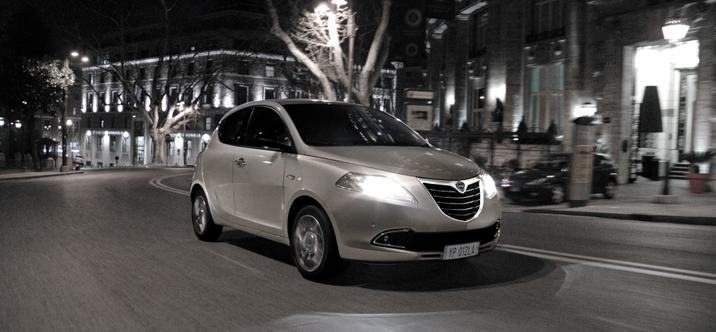 Lancia Ypsilon 0.9 Twinair CNG Gold
