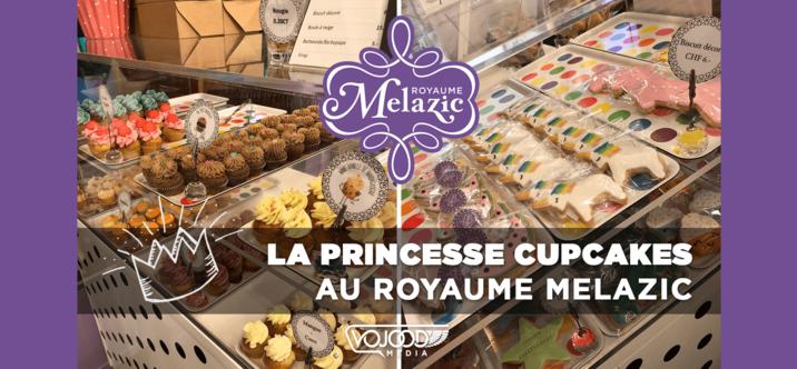 La Princesse Cupcakes au Royaume Melazic