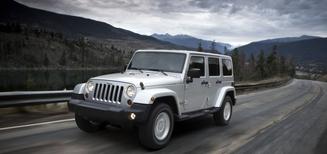 "Jeep Wrangler ""10th Anniversary"""