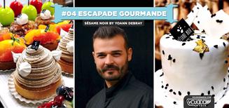#04 Escapade Gourmande• Sésame Noir By Yoann Debray