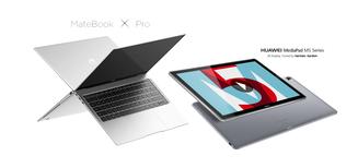 Huawei présente le MateBook X Pro et la série MediaPad M5 au Mobile World Congress 2018