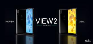 Wiko présente la collection VIEW 2 au MWC 2018