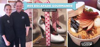 #05 Escapade Gourmande• Le Duo Créatif