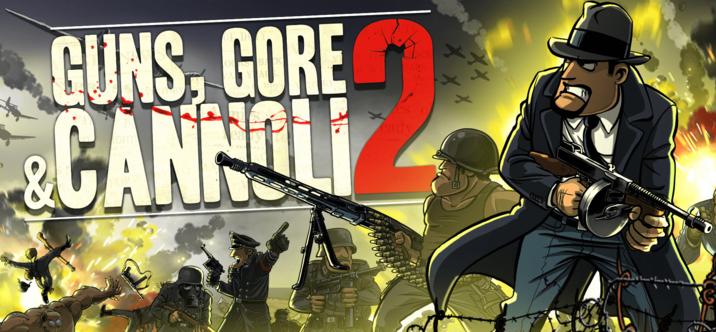 #6 Vive L'Indé ! • Guns, Gore and Cannoli 2