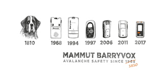 Mammut BARRYVOX® S